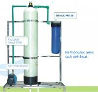 Bộ lọc nước sinh hoạt 1C